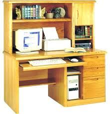 Bush Cabot Corner Computer Desk Bush Cabot Corner Computer Desk Image For With Hutch Espresso