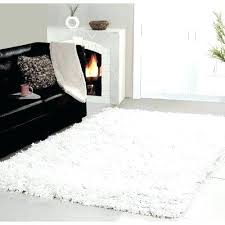 Area Rugs White White Shag Area Rug Fuzzy Bedroom Rugs Bedroom White Shag Area