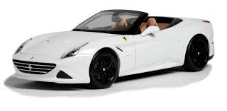 california model car california t convertible signature edition 1 18 scale