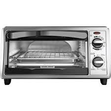Oster Toaster Oven Manual Black Decker 4 Slice 2 Knob Toaster Oven Silver To1332sbd