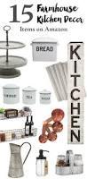 15 farmhouse kitchen decor items on amazon u2014 weekend craft