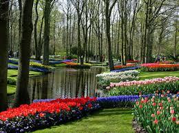 garden tours in holland