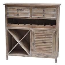 Rustic Bar Cabinet Rustic Bar Wine Cabinets You Ll Wayfair