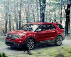 ford explorer package 2015 ford explorer updates include xlt appearance package