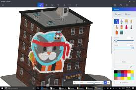 New Paint by Microsoft Paint 3d Review U0026 Rating Pcmag Com