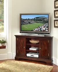 tv stand wonderful corner tv stand cabinet design corner tv cool furniture brown wood corner console table tv stand with 3 shelves and 2 cabinets pretty corner console table designs custom decor awesome home interior
