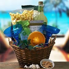 Summer Gift Basket Best 25 Margarita Gift Baskets Ideas On Pinterest Silent