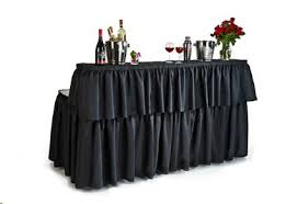 bar rentals tables bar 6 foot 2 tier rentals allentown pa where to rent