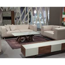 Michael Amini Furniture 2 898 00 Trance Tempo Sofa Set By Michael Amini 2 Pc D2d