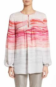 Blush Colored Blouse Women U0027s St John Tops U0026 Tees Nordstrom