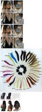 Cheap Human Hair Extensions Clip In Full Head by Best 25 Clip On Hair Extensions Ideas On Pinterest Red Hair