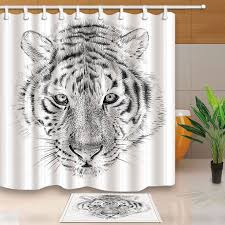 Animal Shower Curtain The 25 Best Shower Curtain Sets Ideas On Pinterest Black