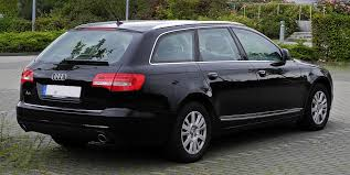 file audi a6 avant c6 facelift u2013 heckansicht 4 september 2011