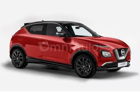 nissan juke red next gen nissan juke rendered based on the gripz concept