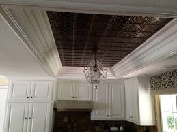 under cabinet fluorescent light diffuser kitchen ceiling tiles and hanging light replace dated fluorescent