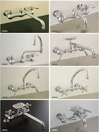 8 kitchen faucet 8 vintage style wall mount kitchen faucets retro renovation