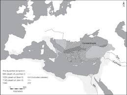 Map Of Constantinople Introduction Imperial Geographies In Byzantine And Ottoman Space