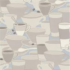wallpaper borders coffee cups p s home sweet home coffee cups saucers tea cafe kitchen wallpaper