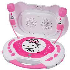 Target Hello Kitty Toaster Hello Kitty Cd Karaoke System U0026 Cd Player Spectra Merchandisin