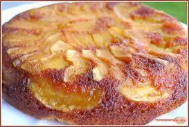 cuisine gateau aux pommes gâteau renversé aux pommes ou aux poires c est à vous de décider