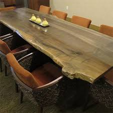 Western Conference Table Western Maple Live Edge Windfall Lumber