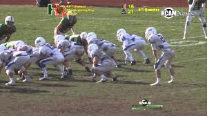 hopkinton hillers thanksgiving 2015 football highlights vs ashland