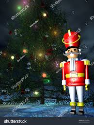 Wooden Toy Christmas Tree Decorations - wooden soldier christmas tree decorations set of cm christmas