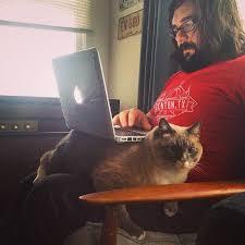 Cat Laptop Meme - lap cat laptop patent pending imgur