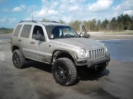 pics of liberty wirthout fender flares jeep liberty forum