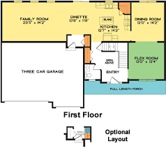 two story home plans two story home plan meridian 4 bed 2 5 bath 2 969 sq ft