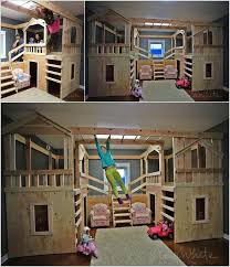 Cool Bunk Bed Designs 10 Cool Diy Bunk Bed Ideas For 7 Ideoita Kotiin Pinterest