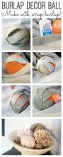 1057 best burlap crafts decor and ideas images on pinterest