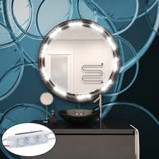 makeup dressing table mirror lights 20pcs hollywood diy vanity light led module with adapter use for