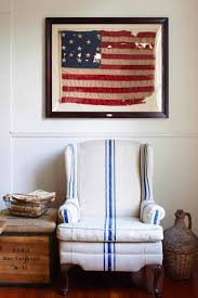American Flag Wall Hanging 12 Of Our Favorite Striped Spaces U2013 Design Sponge