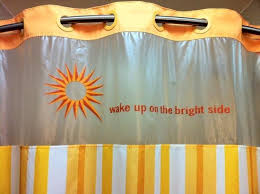 Bright Shower Curtain King Suite Bright Shower Curtain Detail Picture Of La Quinta Inn