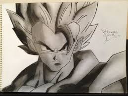 goku dragon ball z dbz by vishesh999 on deviantart