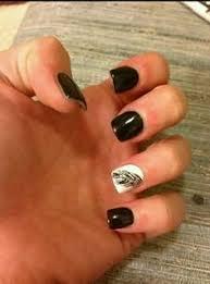 black and gold acrylic nails nails pinterest gold acrylic