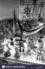 Some Christmas Decorations - a replica of captain cook u0027s ship