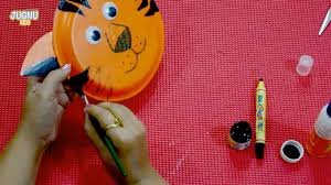 how to create cute animals using paper plates craft videos for