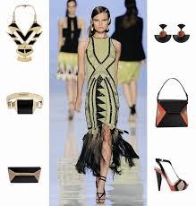 dress code high fashion s s 12 trend 1920s