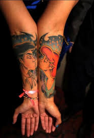 52 shocking couples tattoos ideas and images 2018 piercings