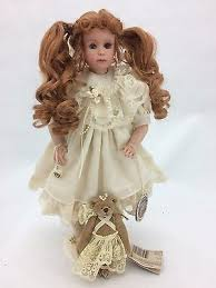 Cottage Collectibles By Ganz by Cottage Collectible Porcelain Doll By Ganz Megan U2022 9 00 Picclick
