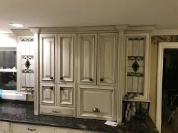kitchen cabinet doors with glass panels window or cabinet door stained glass panels custom made to order
