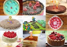 imagenes cumpleaños niños 9 tartas de cumpleaños para niños thermo recetas
