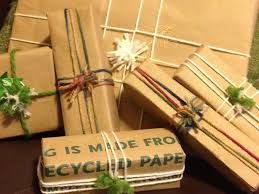 eco friendly wrapping paper 5 eco friendly tips for a green christmas season