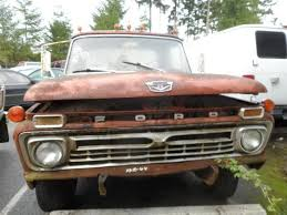 ford truck parts sources used 1968 ford truck ford f100 front fender left rear