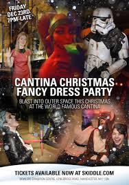 cantina xmas party