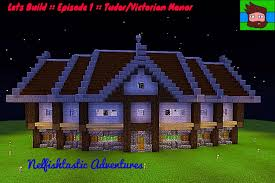 nelfishtastic adventures in minecraft pe let u0027s build episode 1