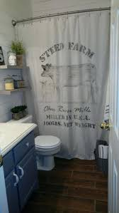 medium bathroom ideas my version of the cozy old farmhouse painters becomes grain sack
