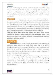 Summer Entertainment Internships - big bazaar summer internship report mba 2015 2017